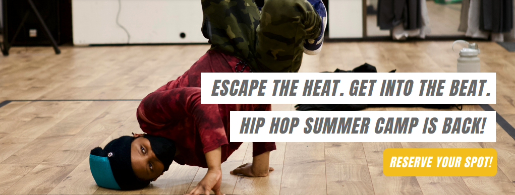 20212 Hip Hop Dance Summer Camp